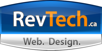 RevTech.ca – Saskatoon Web Design, Website Hosting, and Service Retina Logo